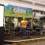 Dyn Geek Summer Camp Guitarist