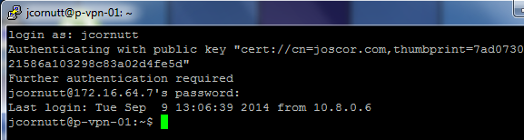 OpenSSH Two-Factor Authentication
