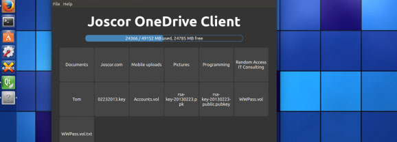 OneDrive Linux Client Project Published – FOSS